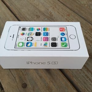 Apple iPhone 5s box only